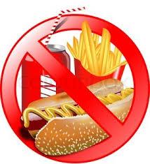 no junk food 2